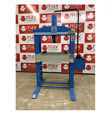 PRG Brand - Hydraulic Press - H Frame - Hand Operated