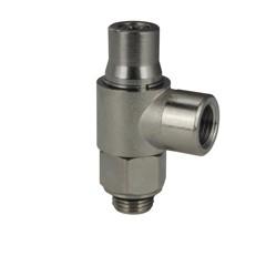 Screw Type FCV MV29 Max Machine Tools Metal Pneumatic Fittings